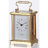 David Peterson Ltd 8 Day Obis Carriage Clock in Gold