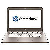 "HP 14-x023na, 14"", Chromebook, Tegra K1 Processor, 2GB RAM, 16GB, Google Chrome - White"