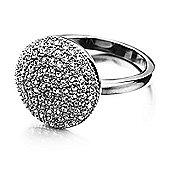 Shimla Ladies Stone Set Circular Ring - SH-218SM