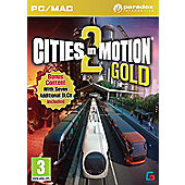 Cities in Motion 2 Gold - PC