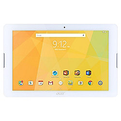 Acer B3-A20, 10.1 inch, Tablet, 1GB RAM, 16GB - White