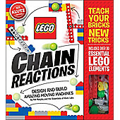 Klutz Lego Chain Reactions Kit