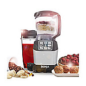 NINJA BL490 Nutri Compact system Blender 1200 watt power black and grey