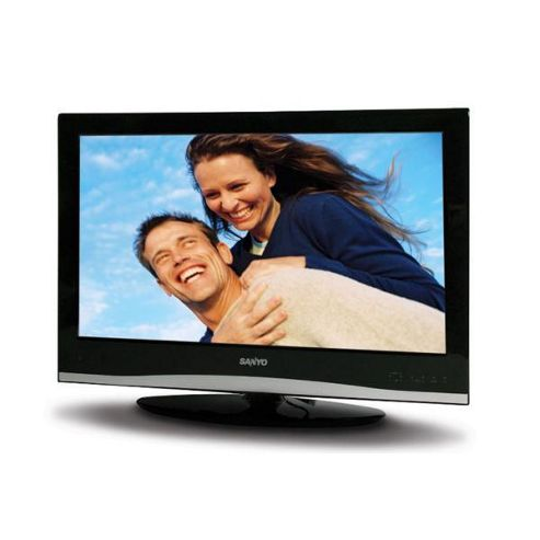 Sanyo CE32LD08-B 32inch Widescreen LCD TV with Freeview