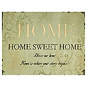 Alterton Furniture Home Large Plaque