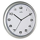 Aylesbury Wall Clock - Silver