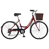 Dawes Red Feather 17 Inch City/Trekking Bike