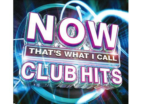 Now Thats What I Call Club Hits (3Cd)