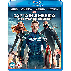 Marvel's Captain America: The Winter Soldier (Blu-ray)