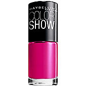 Maybelline Color Show Nail Lacquer / Polish 7ml - 183 Speeding Light
