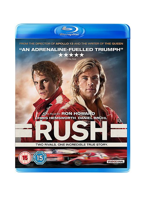 Rush - Bluray