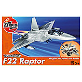 Airfix Quickbuild F22 Raptor