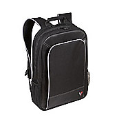 "V7 Professional Backpack for 17"" Notebooks, Black"
