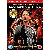 The Hunger Games: Catching Fire Limited Edition (DVD)