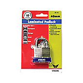 Sterling Lpl162 Padlock D/Lk Lam.64Mm