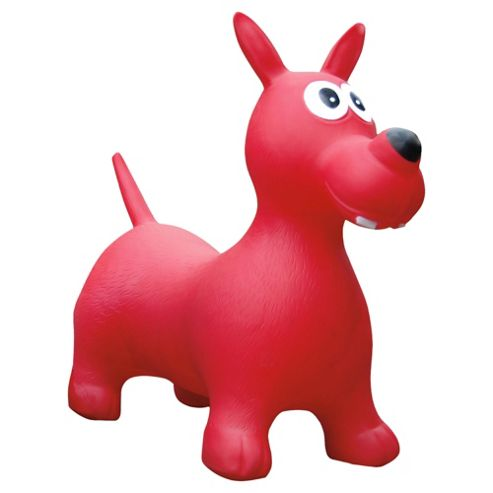 Happy Hopperz XL Red Dog