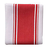 Now Designs Symmetry Tea Towel, Red