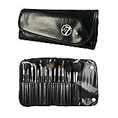 W7 12 Piece Professional Cosmetic Brush Set