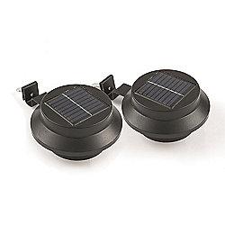 Greenhurst Solar Gutter Lights, Pack of 2
