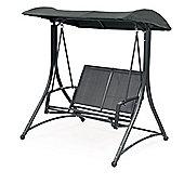 Havana Black 2-Seat Swing