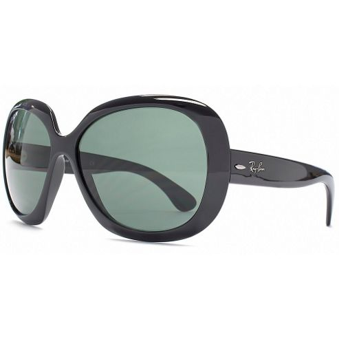 Ray Ban Sunglasses Jackie O II Black.