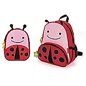 Skip Hop Zoo Pack and Lunch Bag Ladybug