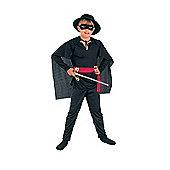Zorro - Child Costume 4-6 years