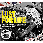 Various Artists Lust For Life: Pop Punk Aand New Wave (3CD)