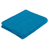Tesco 100% Combed Cotton Hand Towel Teal