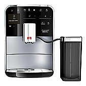 Melitta TS6679156 Caffeo Barrista TS Bean to Cup Automatic Coffee Machine, Silver