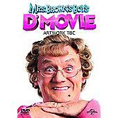 Mrs Brown's Boys D'Movie (2014) Dvd