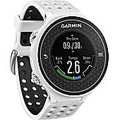 Garmin Mens Approach S6 GPS Golf Watch (Light White) in White