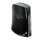 TRENDnet TEW-640MB 300Mbps Wireless N 4-port Media Bridge (Black)