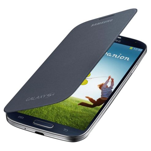 Samsung Original Flip Case Galaxy S4 Black