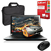 "Lenovo B50-45 MCD3DUK 15.6"" Laptop With Internet Security, Wireless Mouse & Case"