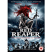 The Red Reaper [DVD]