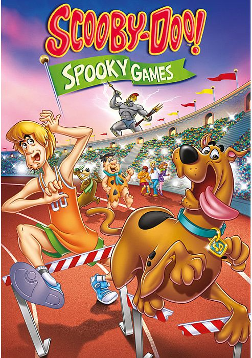 Scooby Spooky Games (DVD)