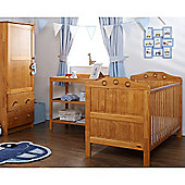 Obaby Lisa 3 Piece Furniture Set - Country Pine
