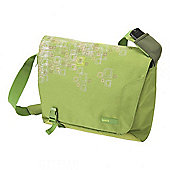 Dicota Dee Messenger Bag (Green) for 14 inch to 16.4 inch Notebooks