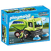 Playmobil 6112 Street Cleaner