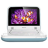 Philips PD7006B/05 Portable DVD Player with 7 Inch Screen Blue
