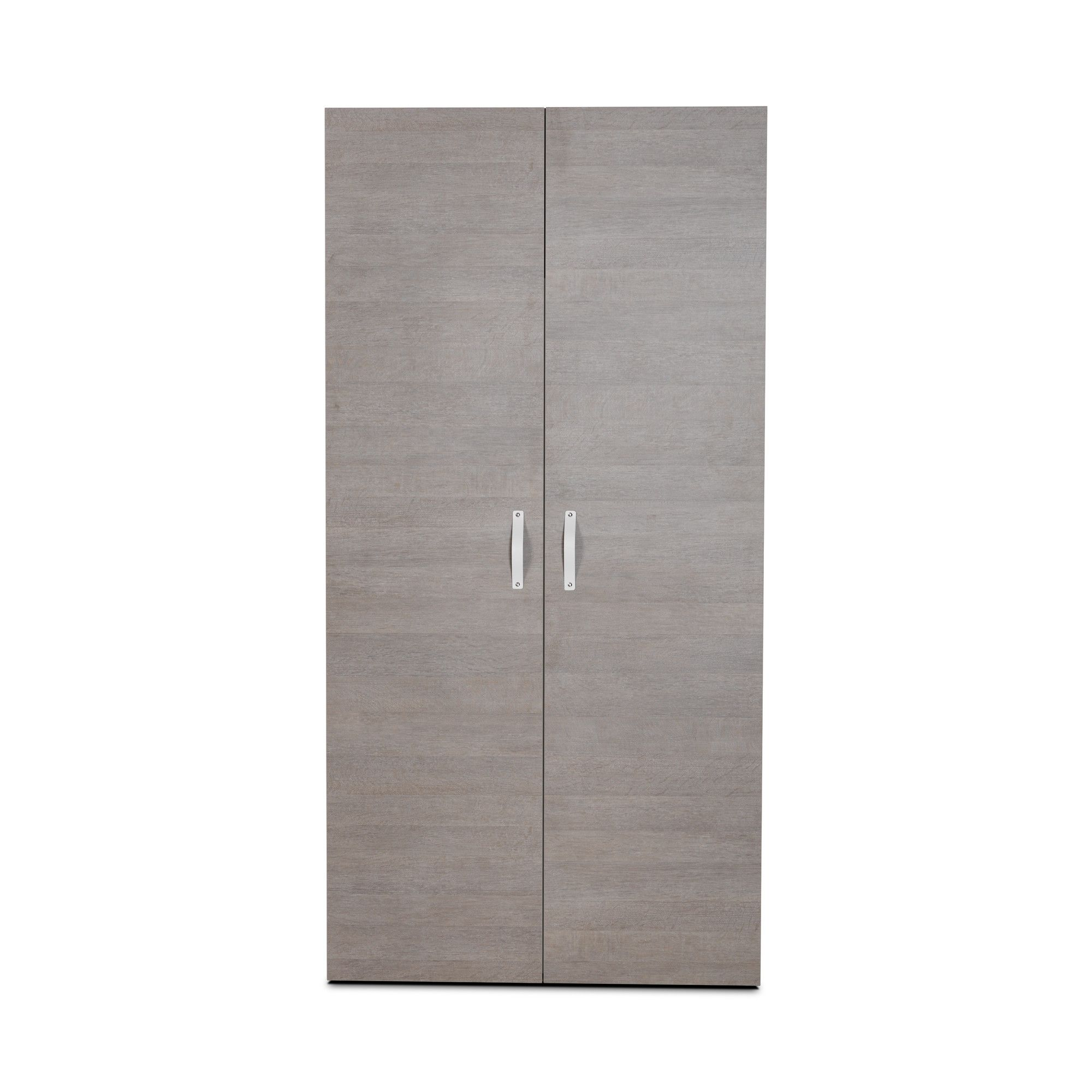 Didit Wardrobe - Riverside Oak Light at Tesco Direct