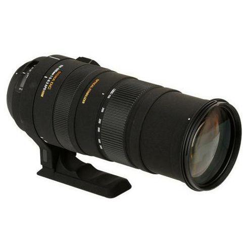 Sigma 150-500mm f/5-6.3 APO DG OS HSM, Stabalised - Nikon Fit Lens