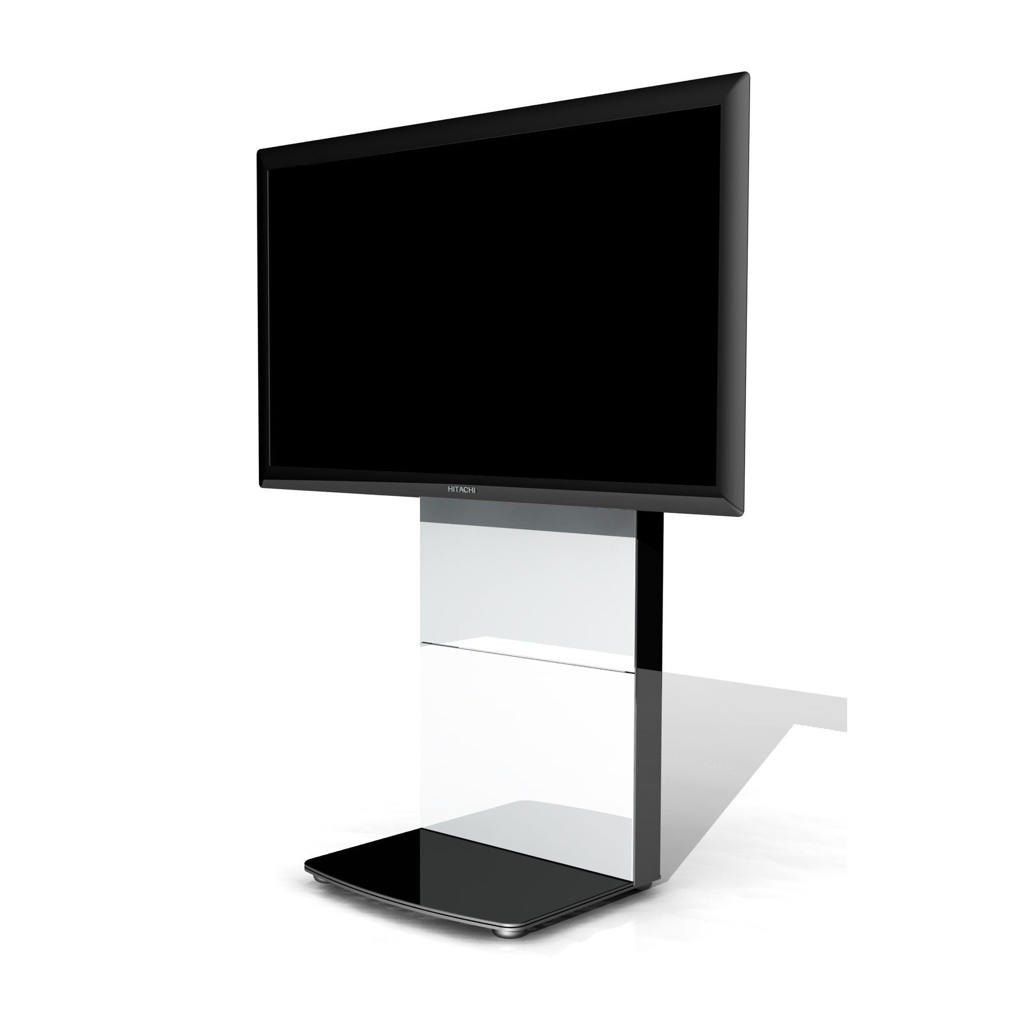 PMVMounts Metal TV Floorstand for LCD / Plasmas at Tesco Direct