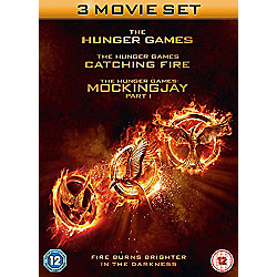 The Hunger Games: Triple Pack (DVD Boxset)