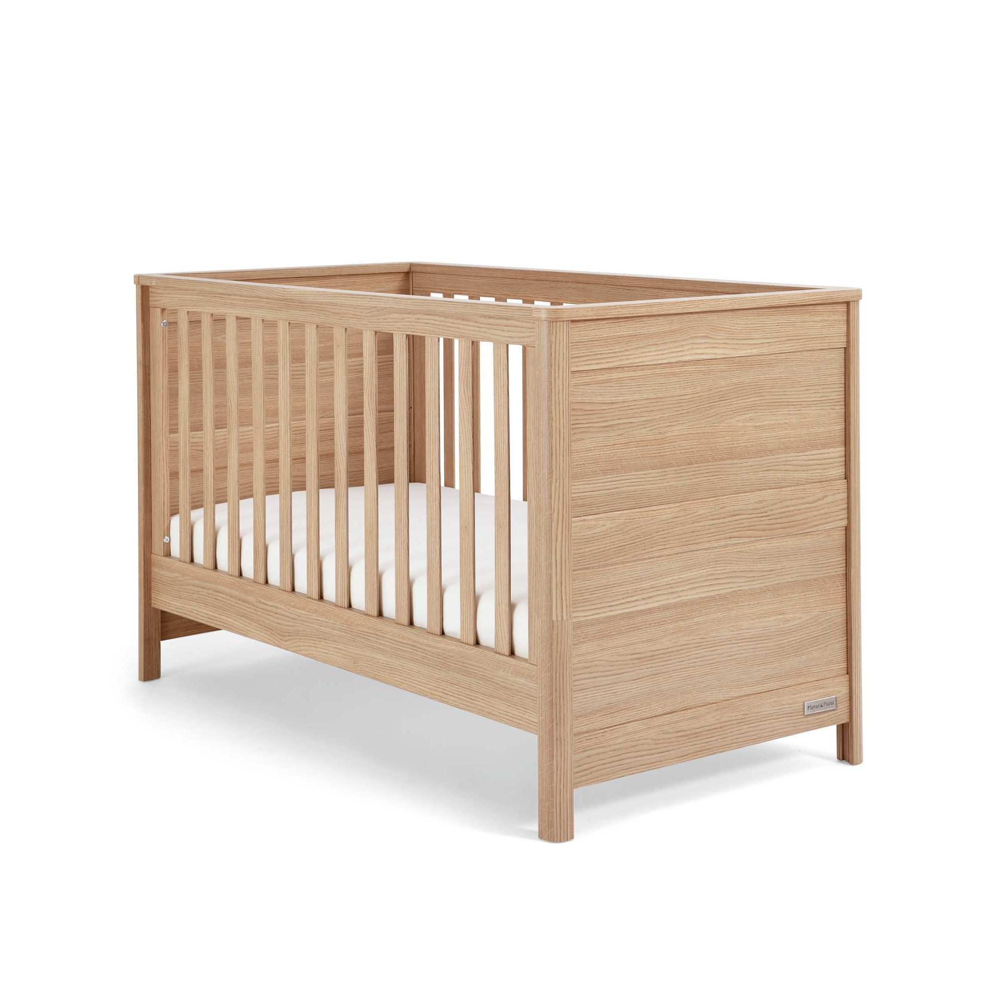 Mamas & Papas - Metropolis - Cot/Toddler Bed at Tesco Direct