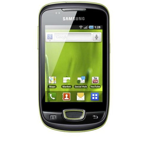 Samsung S5570 Galaxy Mini Grey