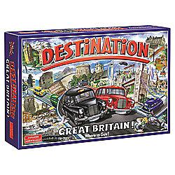 Destination Great Britain