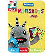 Kids Create Monsters Snap Game