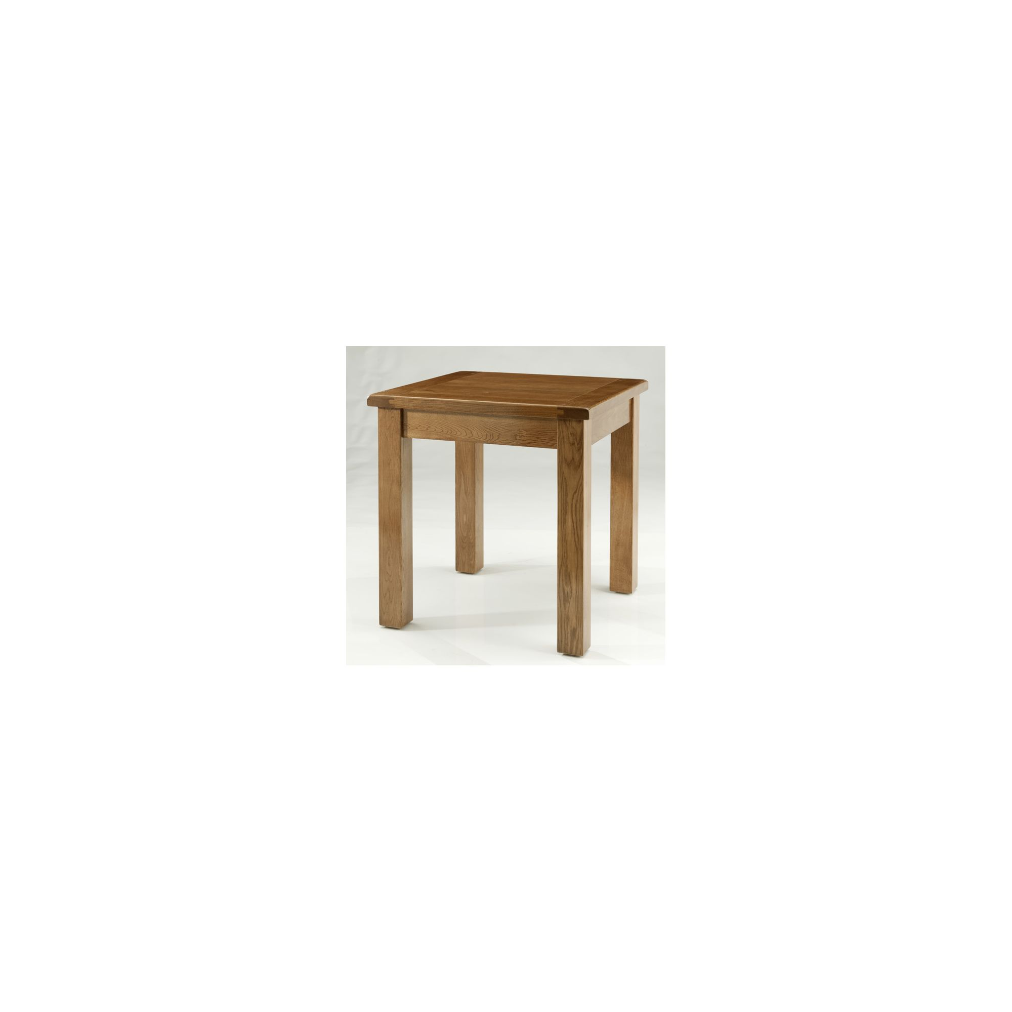Originals Bretagne Square Fixed Top Dining Table - 75cm x 75cm